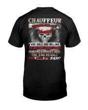 Chauffeur Classic T-Shirt thumbnail