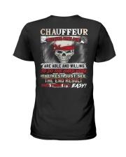 Chauffeur Ladies T-Shirt thumbnail