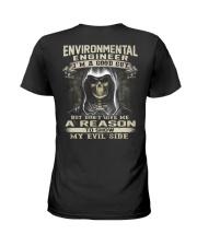 Environmental Engineer Ladies T-Shirt thumbnail