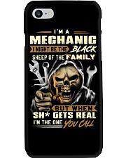 mechanic-youcall Phone Case thumbnail