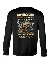 mechanic-youcall Crewneck Sweatshirt thumbnail