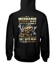 mechanic-youcall Hooded Sweatshirt thumbnail