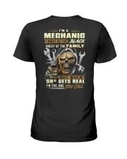 mechanic-youcall Ladies T-Shirt thumbnail
