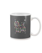 West Highland White Terrier Dog Christmas Mug tile