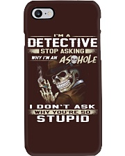 Detective Phone Case thumbnail