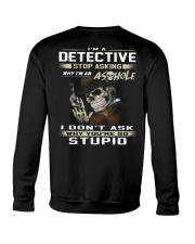 Detective Crewneck Sweatshirt thumbnail