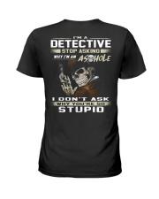 Detective Ladies T-Shirt thumbnail