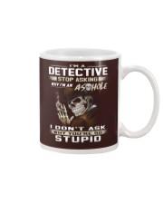 Detective Mug thumbnail