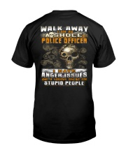 Police Officer Classic T-Shirt thumbnail