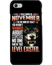 November Guy Phone Case thumbnail