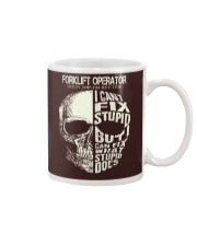 Forklift Operator Exclusive Shirts Mug tile