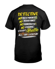 Detective Classic T-Shirt thumbnail