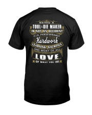 ToolDie Maker Exclusive Shirt Classic T-Shirt thumbnail
