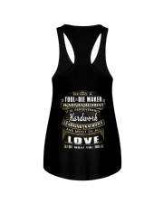 ToolDie Maker Exclusive Shirt Ladies Flowy Tank thumbnail