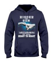 Rigger Exclusive Shirt Hooded Sweatshirt thumbnail