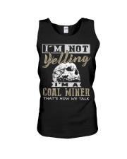 Coal Miner Unisex Tank thumbnail