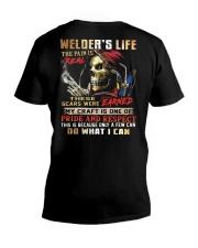 Welder V-Neck T-Shirt tile