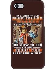 Blue Collar Worker Phone Case thumbnail