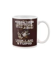 Manufacturing Engineer Mug thumbnail