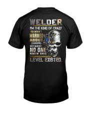 Welder Premium Fit Mens Tee thumbnail