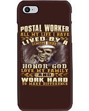 Postal Worker Phone Case thumbnail