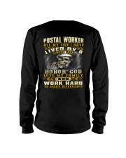 Postal Worker Long Sleeve Tee thumbnail