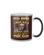 Postal Worker Color Changing Mug thumbnail