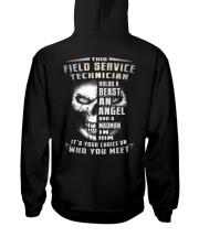 Field Service Technician Hooded Sweatshirt tile