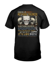 Network Engineer Premium Fit Mens Tee thumbnail