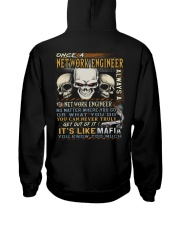Network Engineer Hooded Sweatshirt back