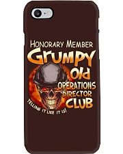 Operations Director Phone Case thumbnail
