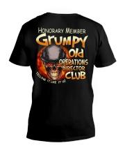 Operations Director V-Neck T-Shirt thumbnail