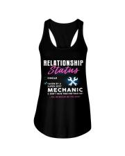 Mechanic Relationship Status Ladies Flowy Tank thumbnail