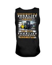 Forklift Operator Unisex Tank thumbnail