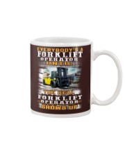Forklift Operator Mug thumbnail