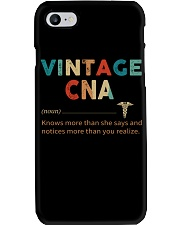 Vintage CNA Shirt Phone Case thumbnail