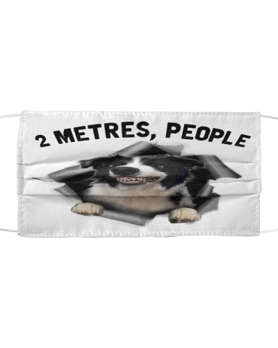Border Collie 2 Metres People Limited Edition