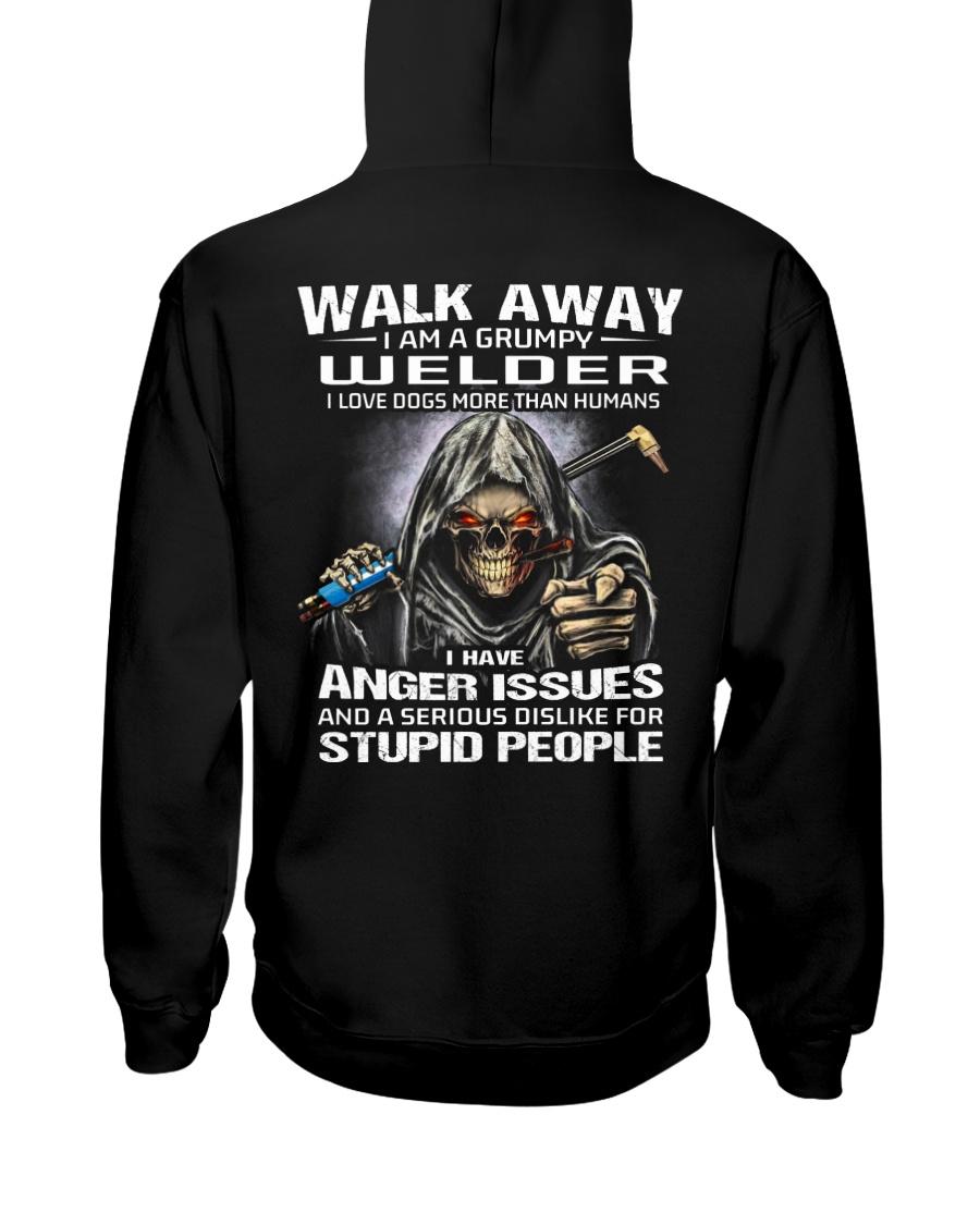 Welder Hooded Sweatshirt