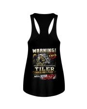 Tiler Ladies Flowy Tank thumbnail