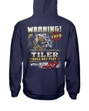 Tiler Hooded Sweatshirt back