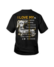 I Love My Dachshund Dogs Youth T-Shirt thumbnail