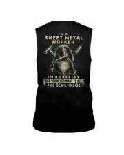 Sheet Metal Worker Sleeveless Tee thumbnail