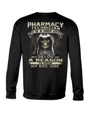 Pharmacy Technician Crewneck Sweatshirt thumbnail