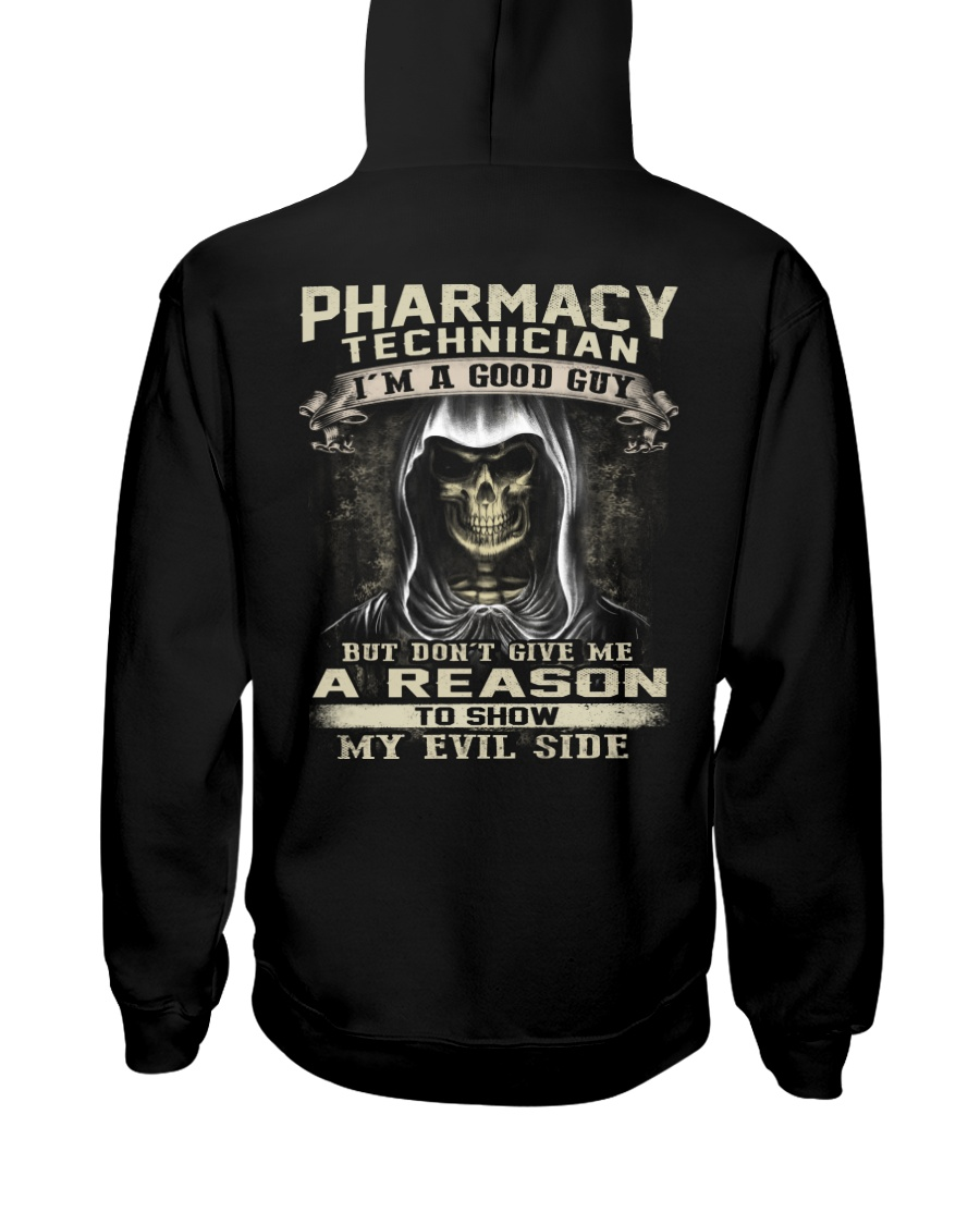Pharmacy Technician Hooded Sweatshirt