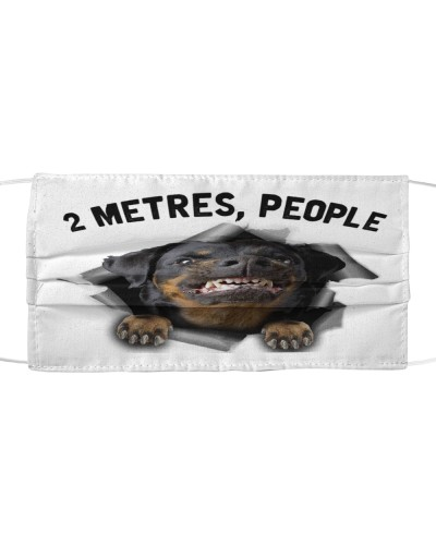 Rottweiler 2 Metres People Limited Edition
