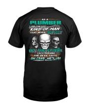 Plumber Classic T-Shirt thumbnail