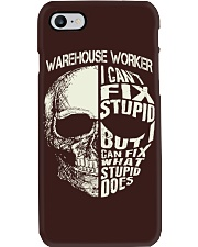 Warehouse Worker Phone Case thumbnail