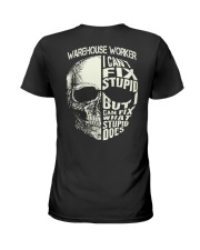 Warehouse Worker Ladies T-Shirt tile