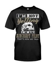 Aircraft Pilot Classic T-Shirt thumbnail
