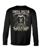 Funeral Director Crewneck Sweatshirt thumbnail